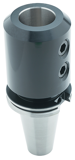 CAT 50 PARLEC Weldon Style End Mill Holder C50-12EM4 Diameter 1-1//4 HEAD DIAMETER Model 2.50 TAPER
