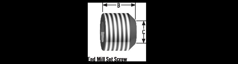 Parlec - Set Screws